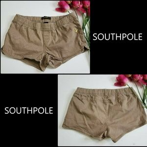 Southpole Woman's Booty Shorts Junior Size Large